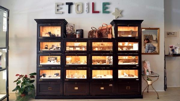 Etoile Gioielli negozio Sassuolo esposizione
