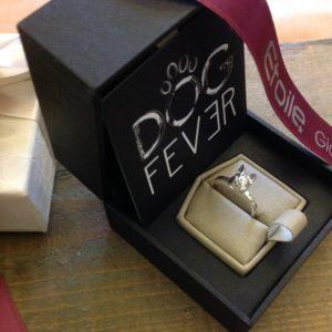 Fedina della collezione Dog Fever in vendita sullo store Etoile Gioielli