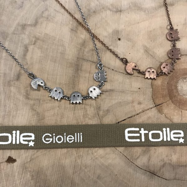 Girocollo pacman in vendita sullo store Etoile Gioielli
